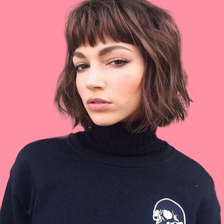 22 Stunning Short Bob Haircuts for Ladies 4