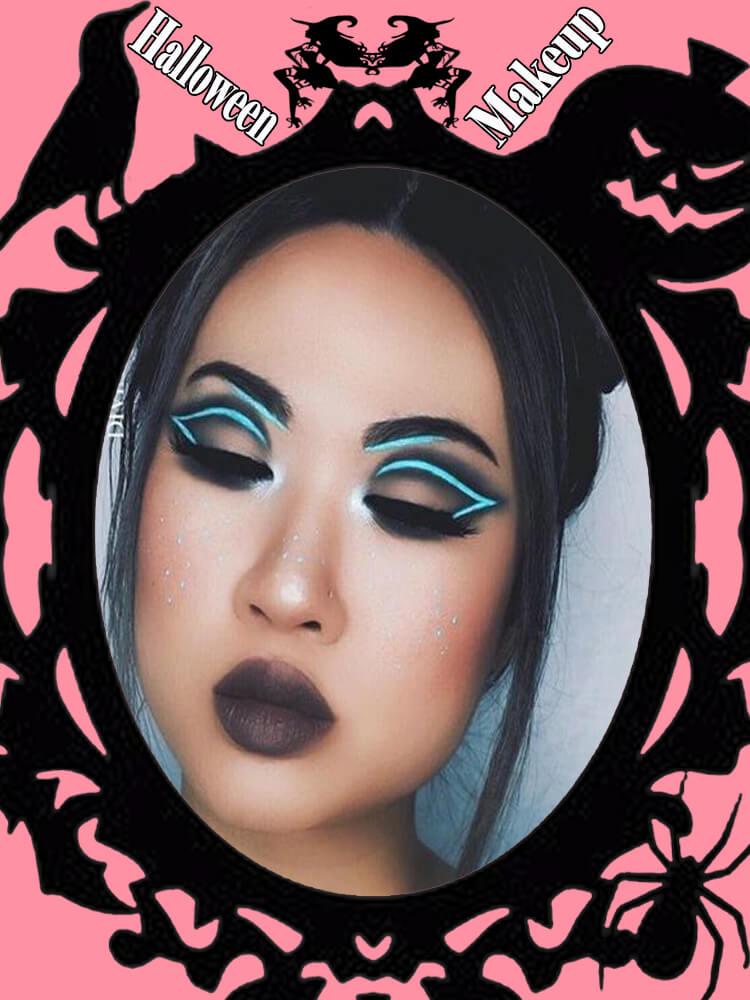 Halloween Makeup Ideas For Ladies S1-14