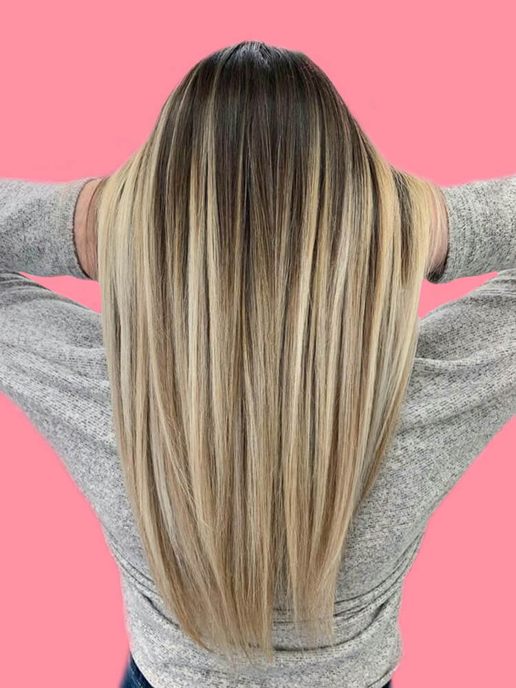 Top 10 Fabulous Straight Hairstyles Ideas to try 1