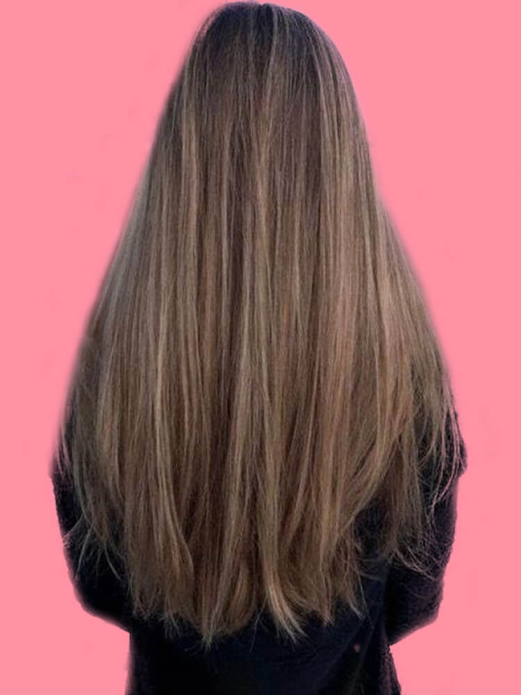 Top 10 Fabulous Straight Hairstyles Ideas to try 10