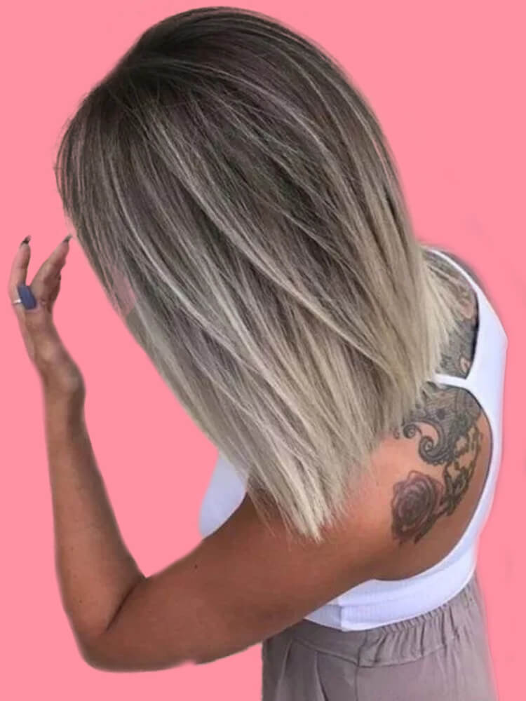 Top 10 Fabulous Straight Hairstyles Ideas to try 6