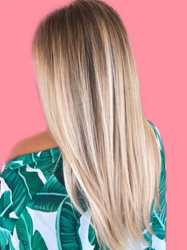 Top 10 Fabulous Straight Hairstyles Ideas to try 7