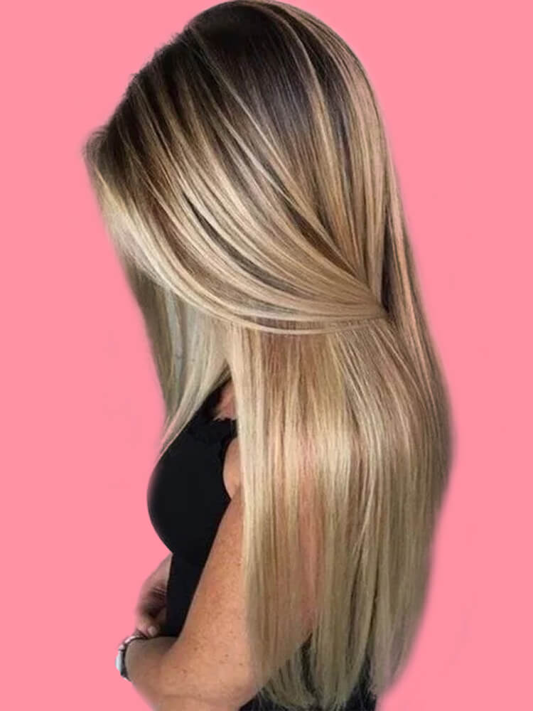 Top 10 Fabulous Straight Hairstyles Ideas to try 8