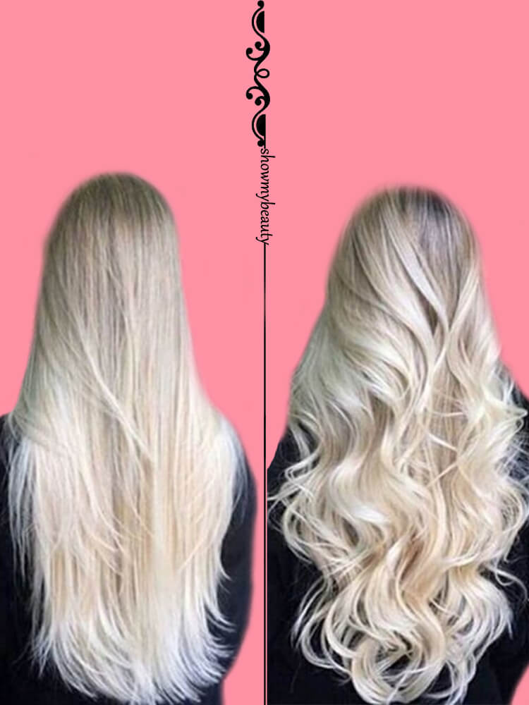 Get Some Platinum on Hair to Inspire Your Hairstyles Before and After 2