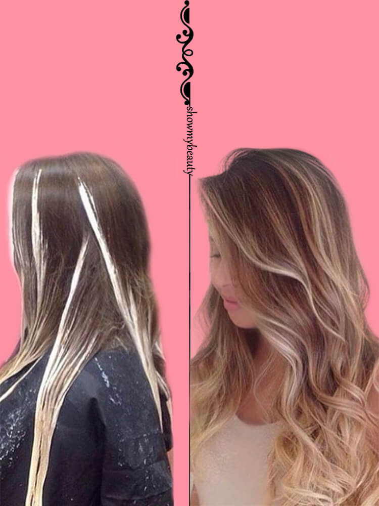 Get Some Platinum on Hair to Inspire Your Hairstyles Before and After 4