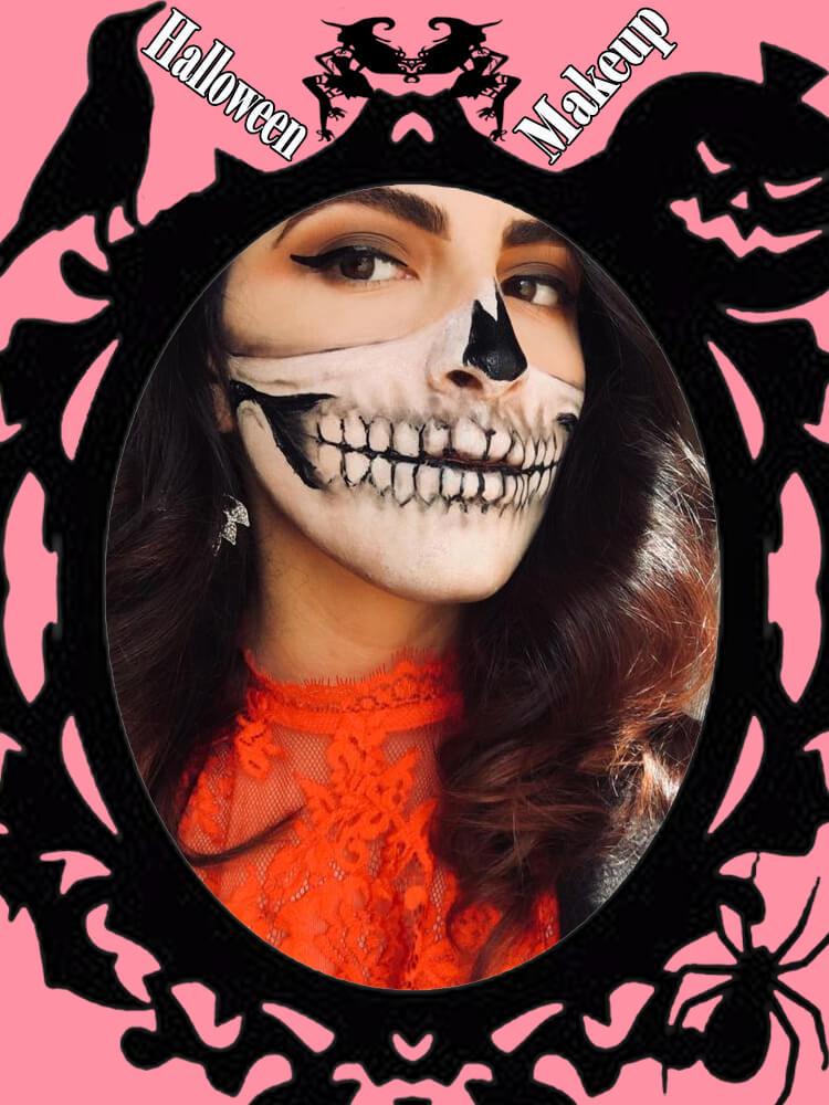 Halloween Makeup Ideas For Ladies S3-1
