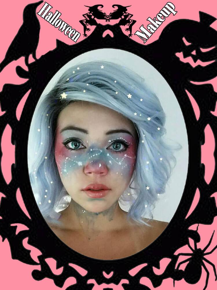 Halloween Makeup Ideas For Ladies S3-14