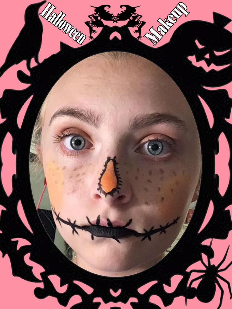 Halloween Makeup Ideas For Ladies S3-15