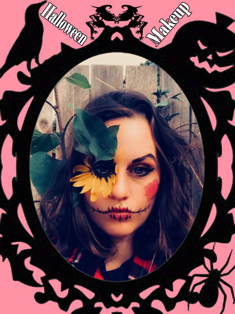 Halloween Makeup Ideas For Ladies S3-19