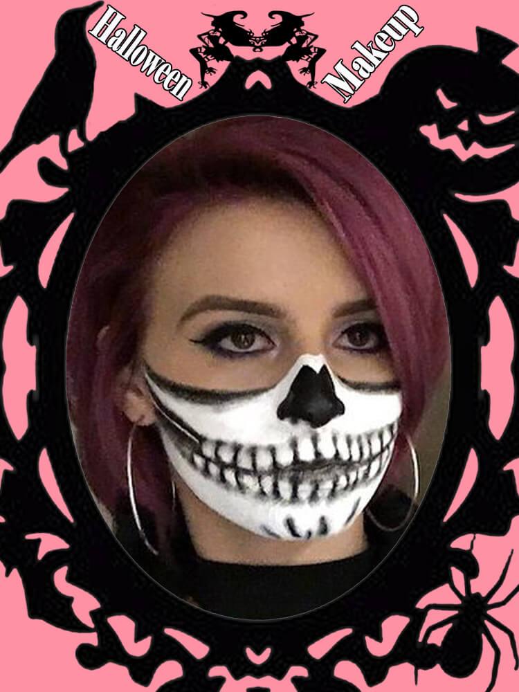 Halloween Makeup Ideas For Ladies S3-2