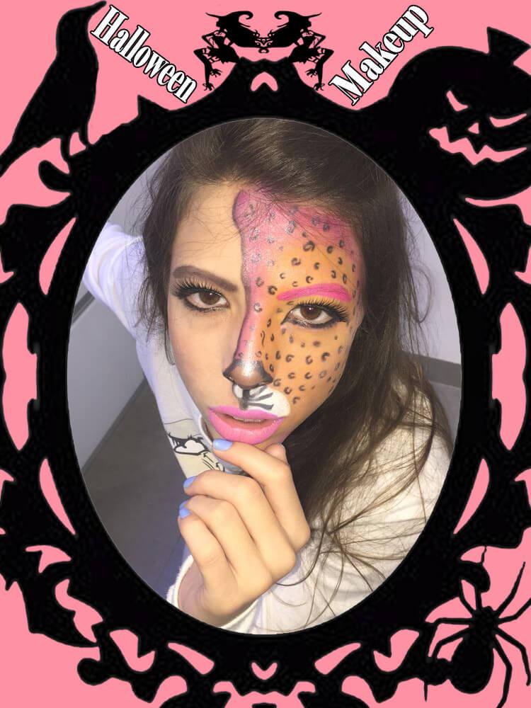 Halloween Makeup Ideas For Ladies S3-20