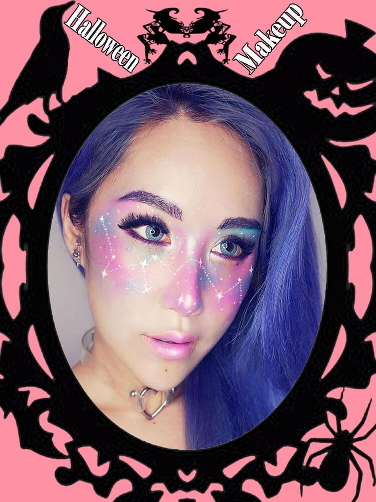 Halloween Makeup Ideas For Ladies S3-22