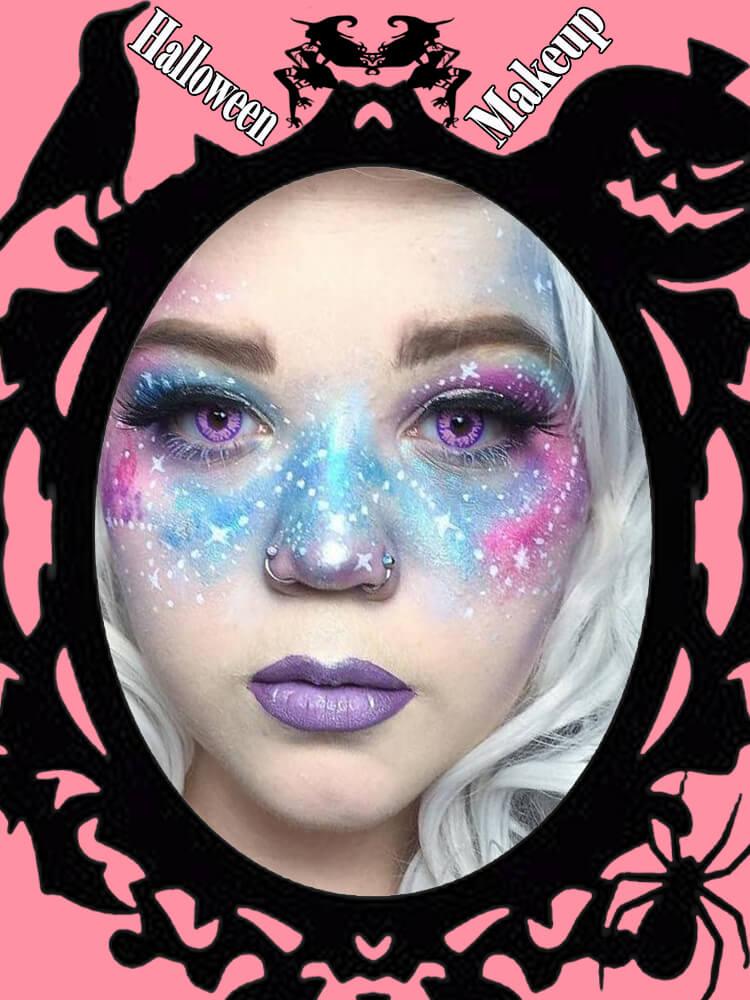 Halloween Makeup Ideas For Ladies S3-23