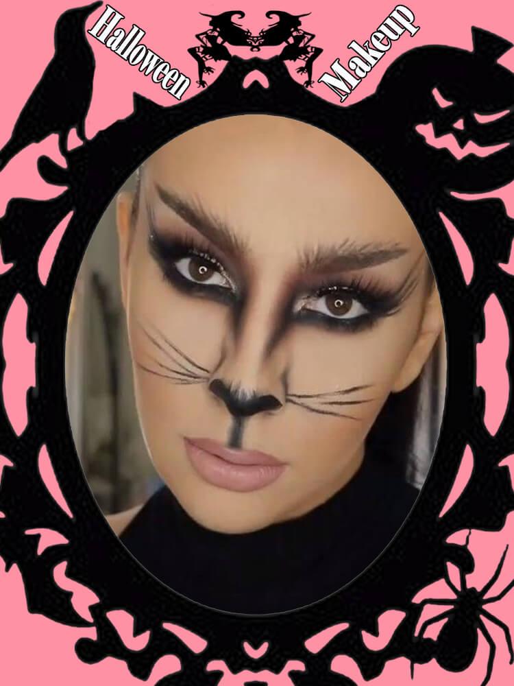 Halloween Makeup Ideas For Ladies S3-24