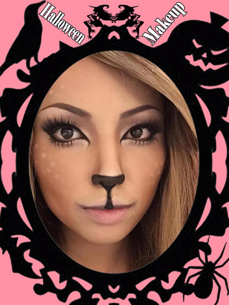 Halloween Makeup Ideas For Ladies S3-27