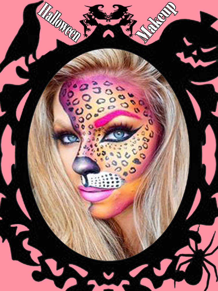 Halloween Makeup Ideas For Ladies S3-29