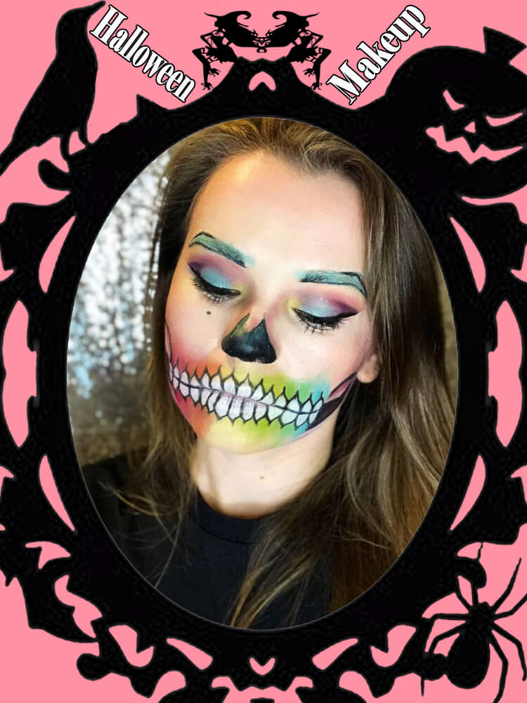 Halloween Makeup Ideas For Ladies S3-30
