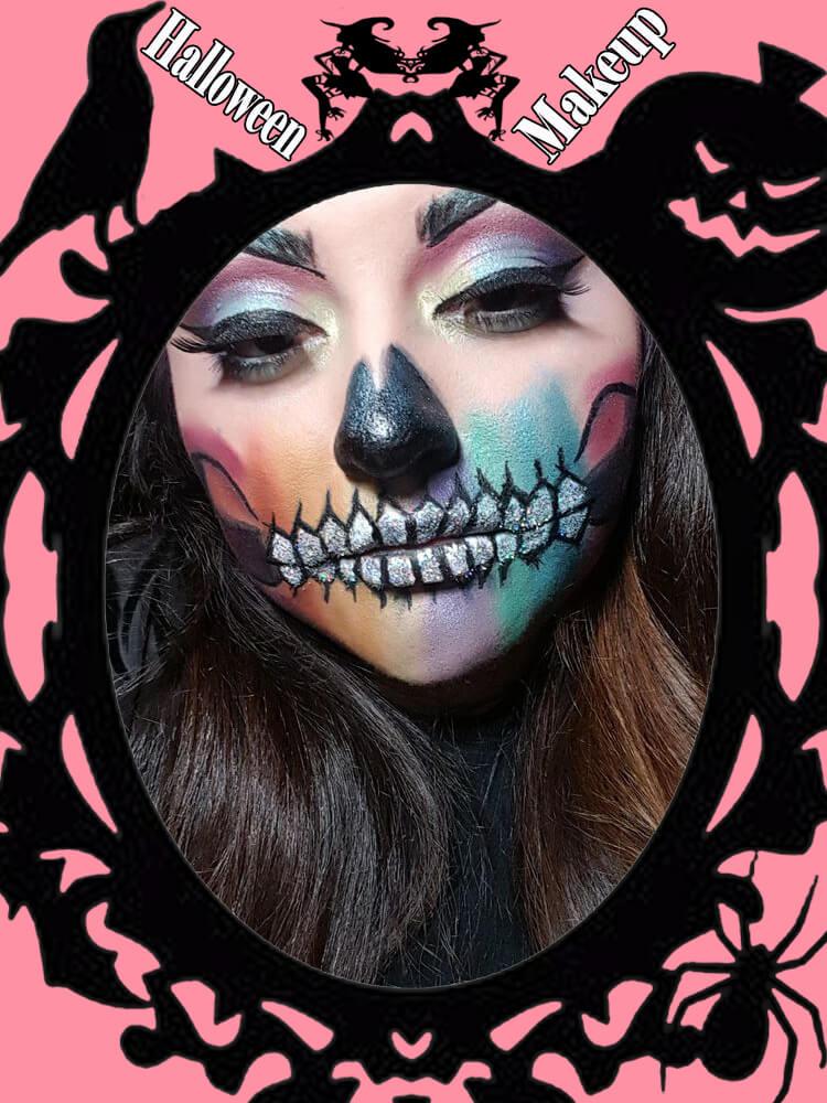 Halloween Makeup Ideas For Ladies S3-31