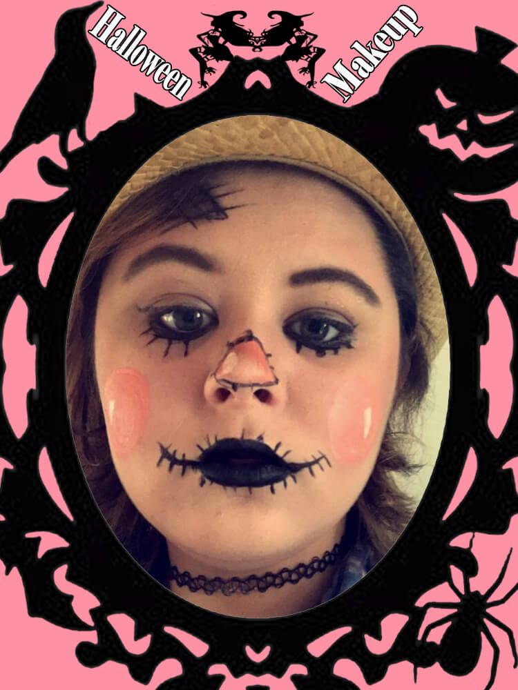 Halloween Makeup Ideas For Ladies S3-37