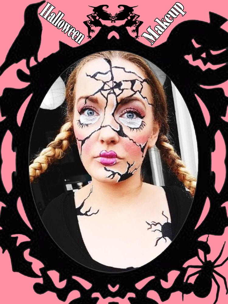 Halloween Makeup Ideas For Ladies S3-38