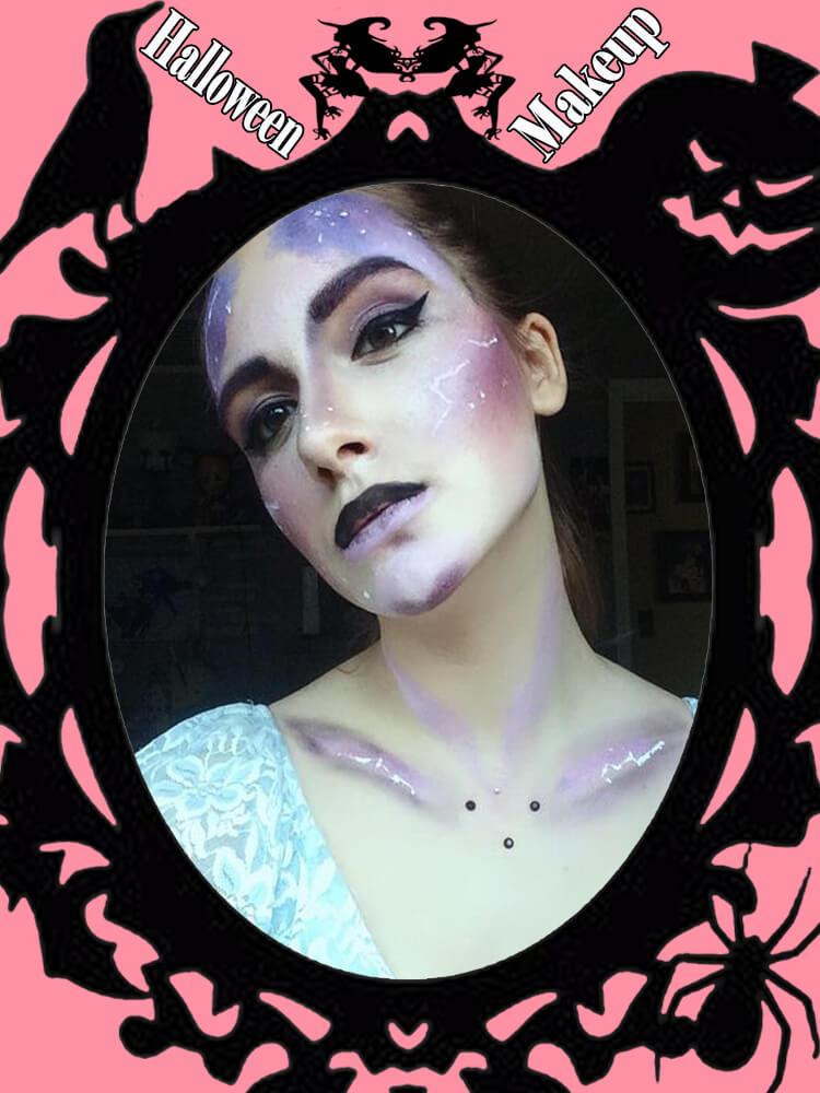 Halloween Makeup Ideas For Ladies S3-5