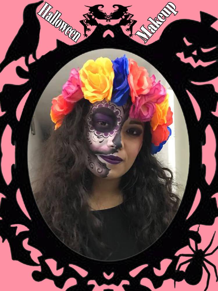Halloween Makeup Ideas For Ladies S4-1