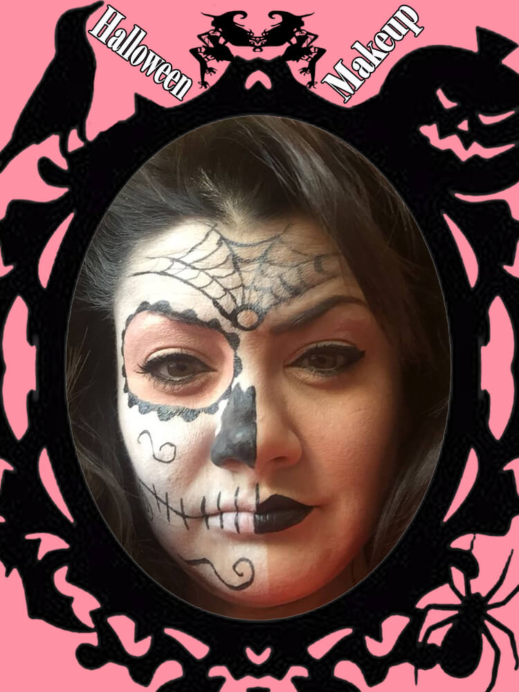 Halloween Makeup Ideas For Ladies S4-10