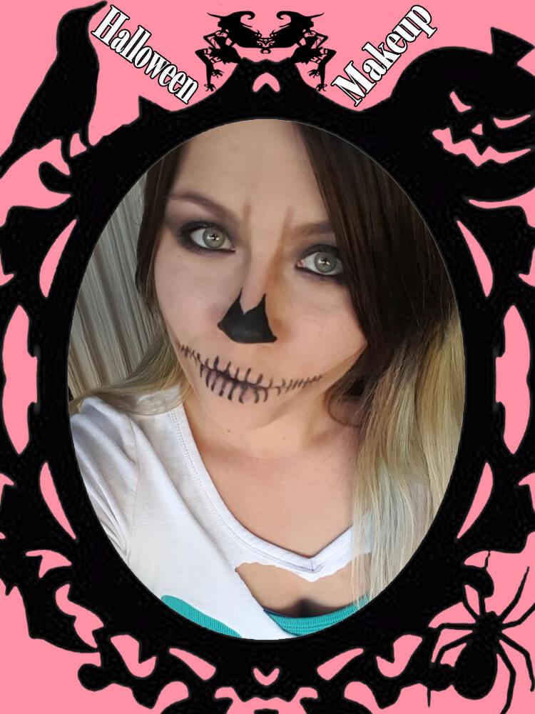 Halloween Makeup Ideas For Ladies S4-11