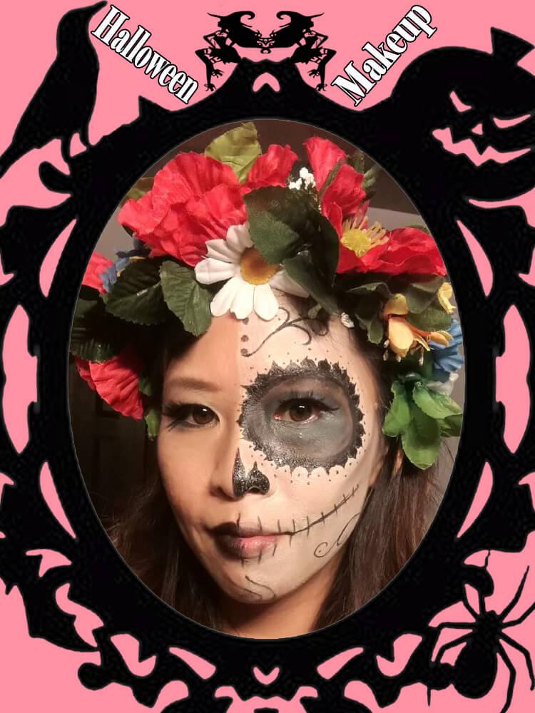 Halloween Makeup Ideas For Ladies S4-12