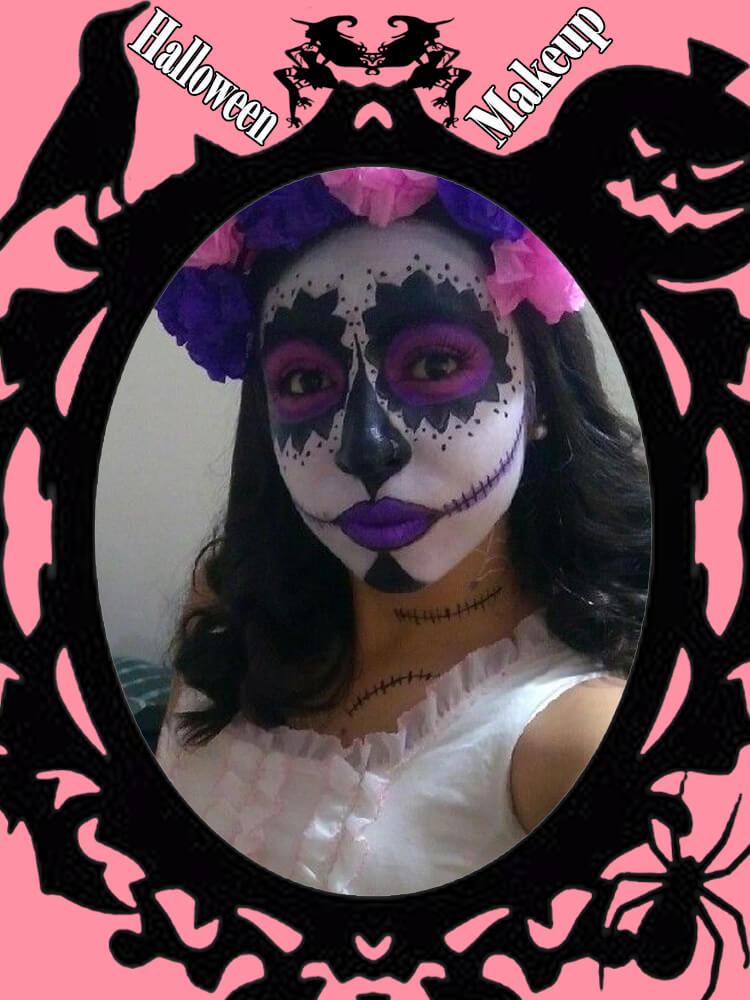 Halloween Makeup Ideas For Ladies S4-15