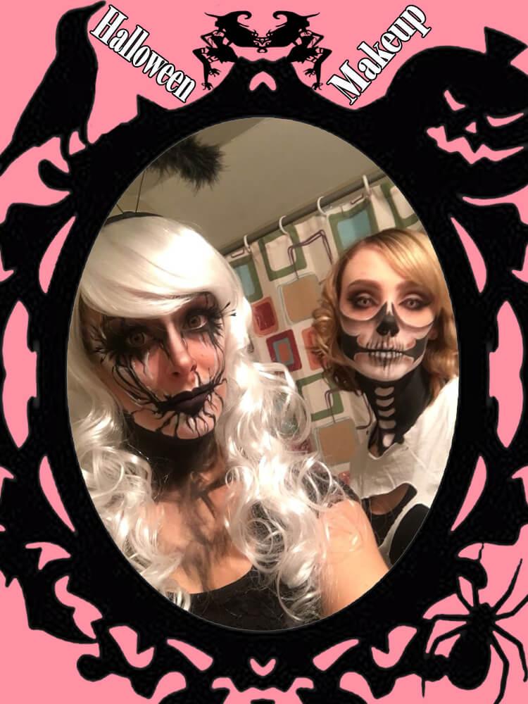 Halloween Makeup Ideas For Ladies S4-16