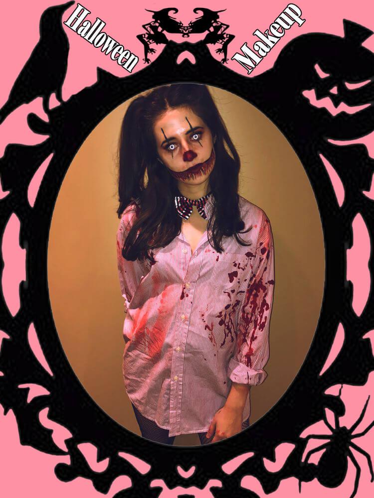 Halloween Makeup Ideas For Ladies S4-18