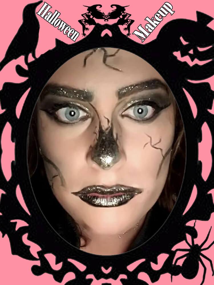 Halloween Makeup Ideas For Ladies S4-20
