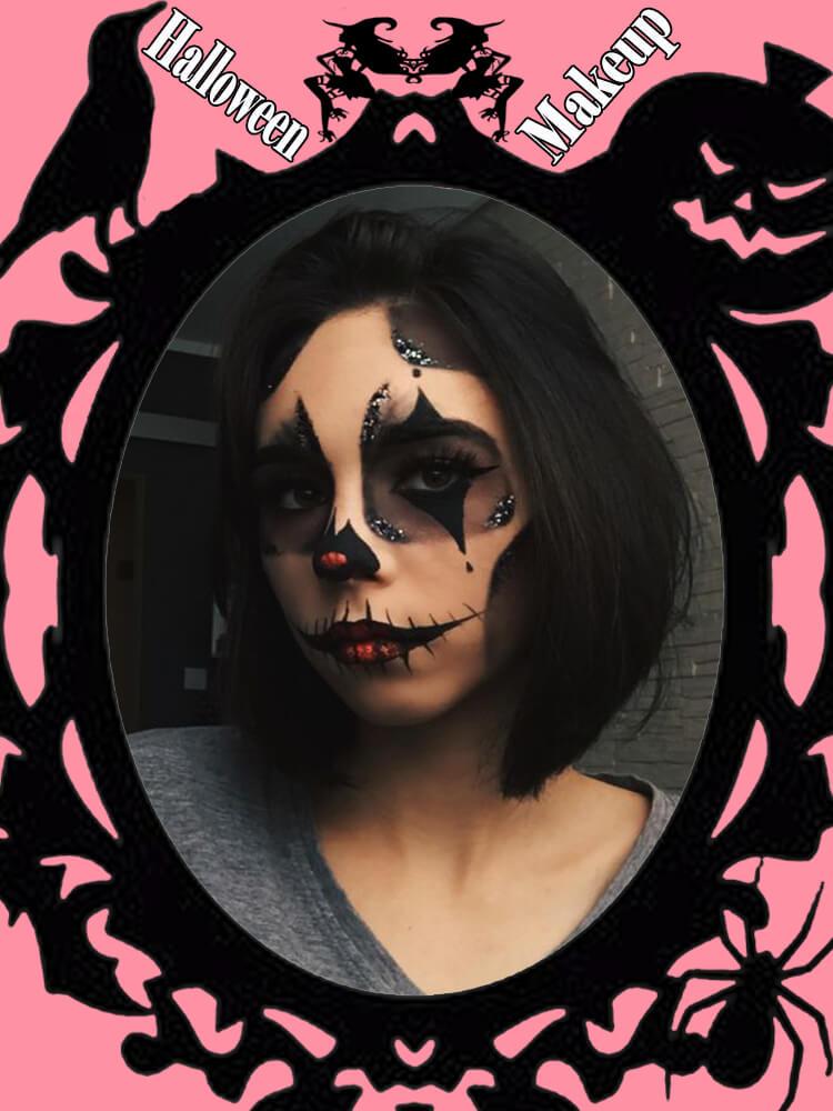 Halloween Makeup Ideas For Ladies S4-21