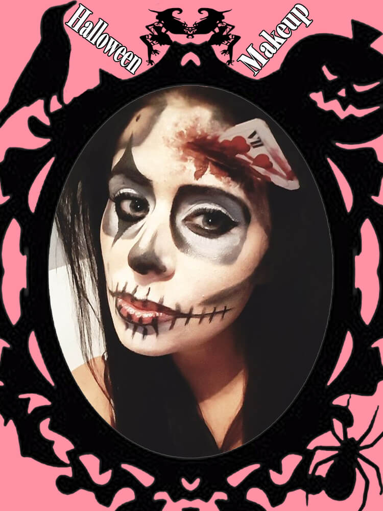 Halloween Makeup Ideas For Ladies S4-23