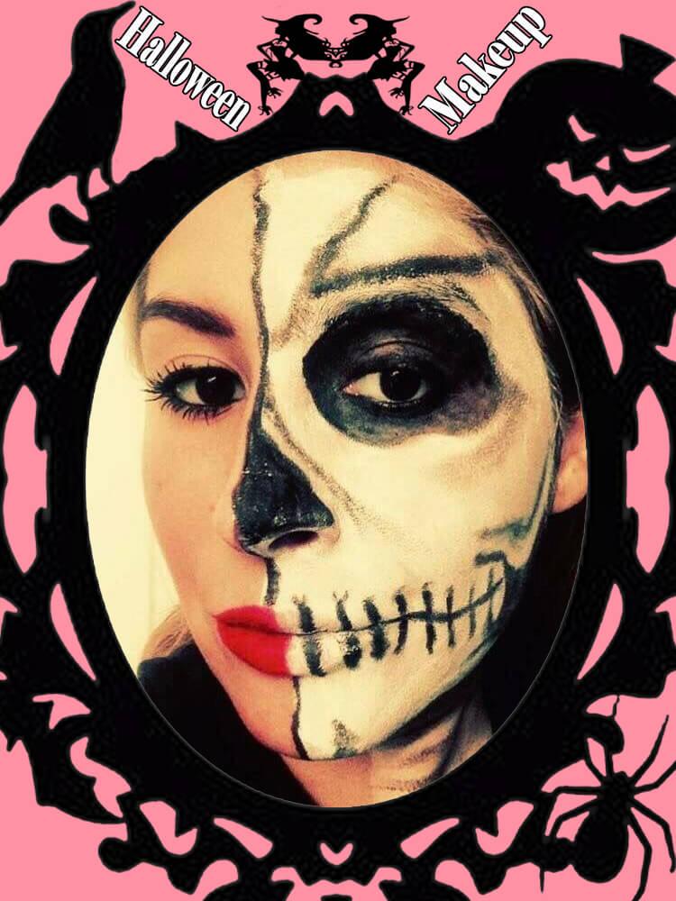 Halloween Makeup Ideas For Ladies S4-26