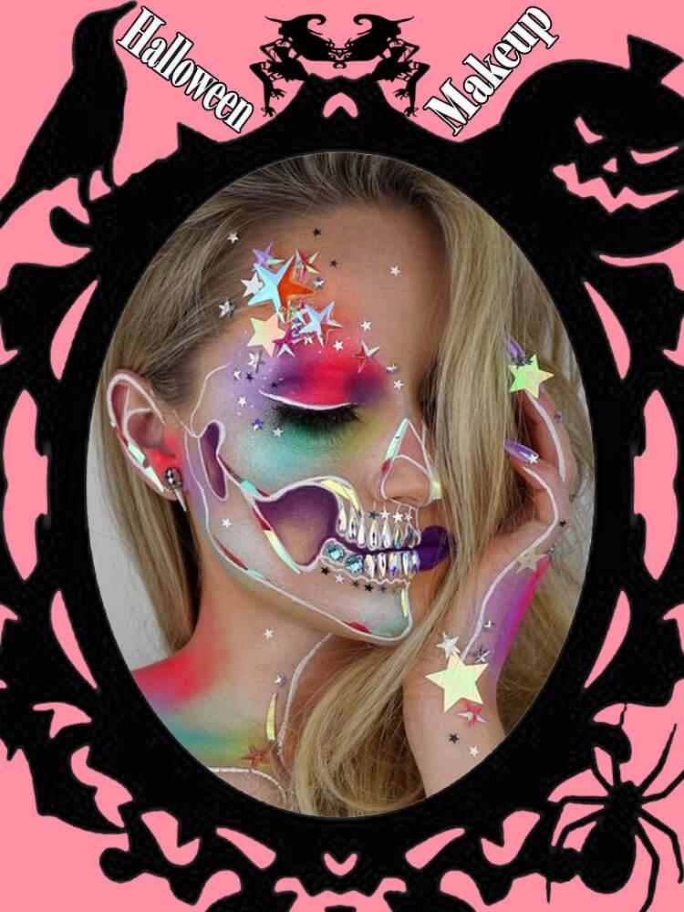 Halloween Makeup Ideas For Ladies S4-27