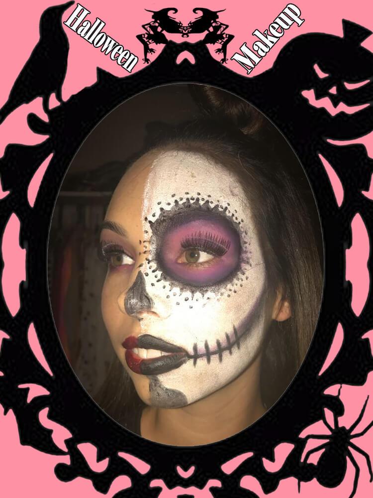 Halloween Makeup Ideas For Ladies S4-28