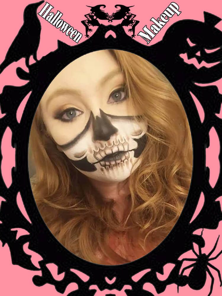Halloween Makeup Ideas For Ladies S4-3