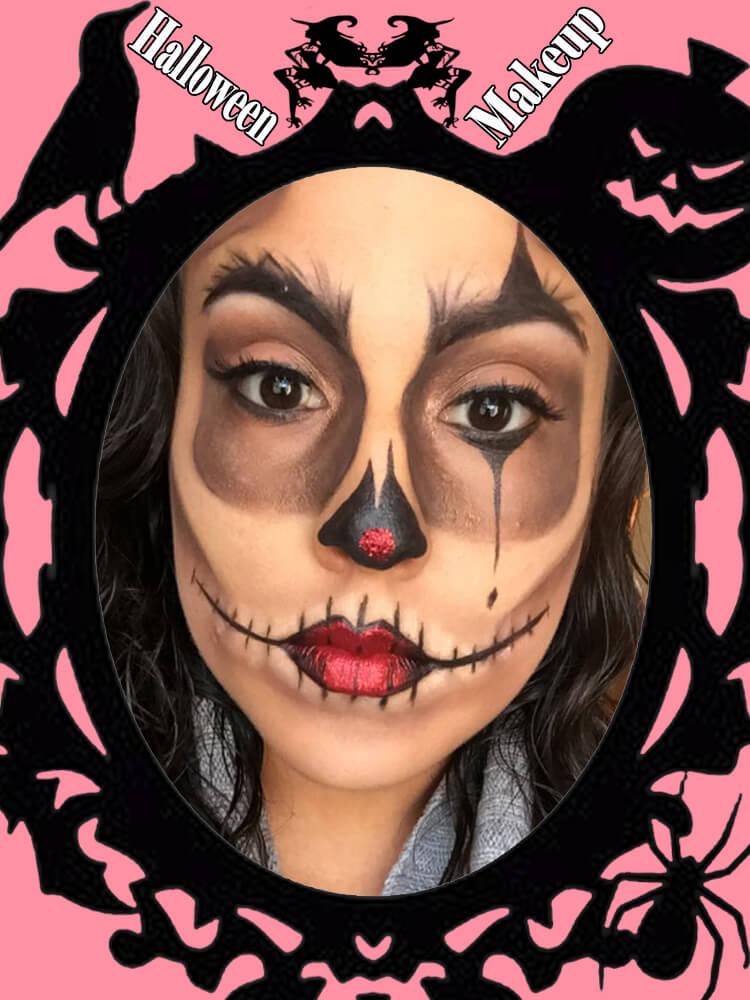 Halloween Makeup Ideas For Ladies S4-4