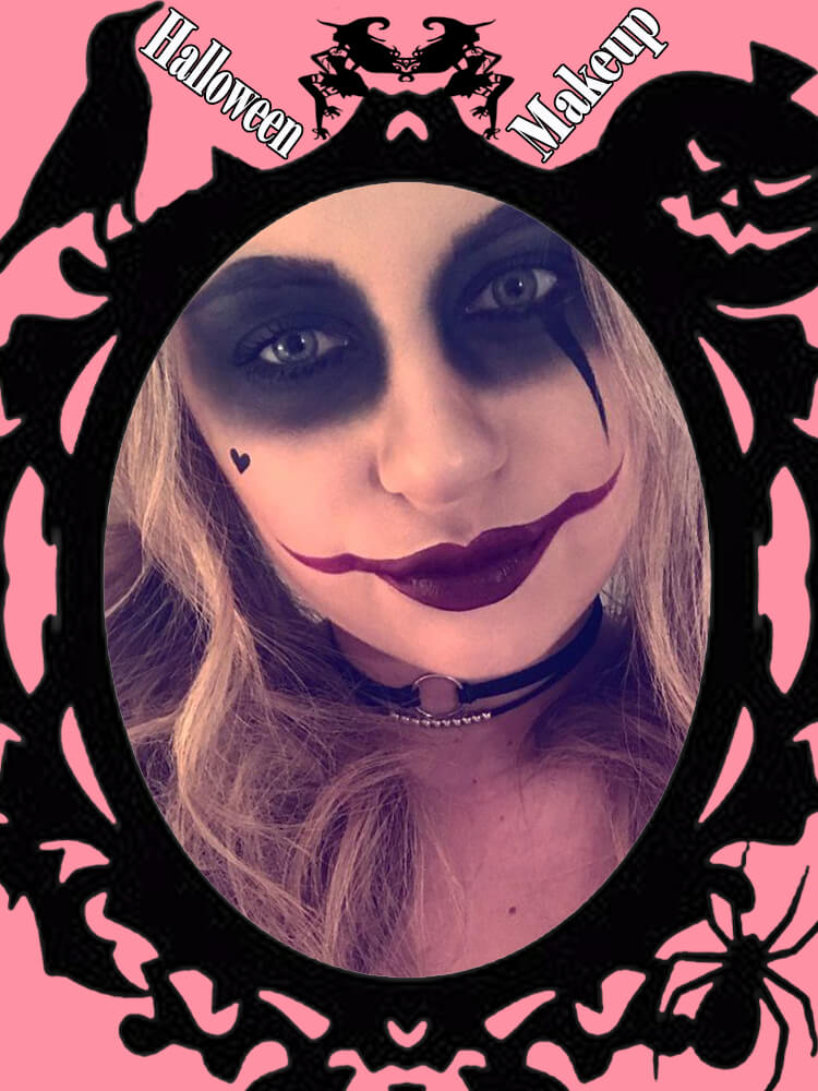 Halloween Makeup Ideas For Ladies S4-6