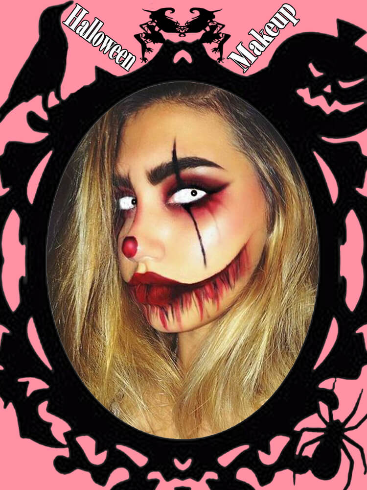 Halloween Makeup Ideas For Ladies S4-9