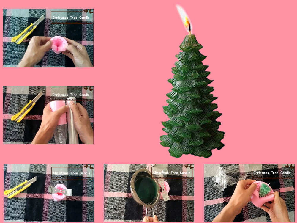 DIY Christmas Candles to Decor Your Home this Holiday Season 1