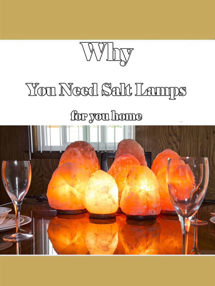 Why You Need Himalayan Salt Lamp for Home