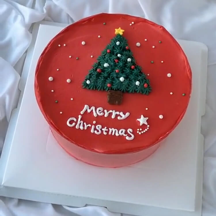Christmas Cakes Ideas 1