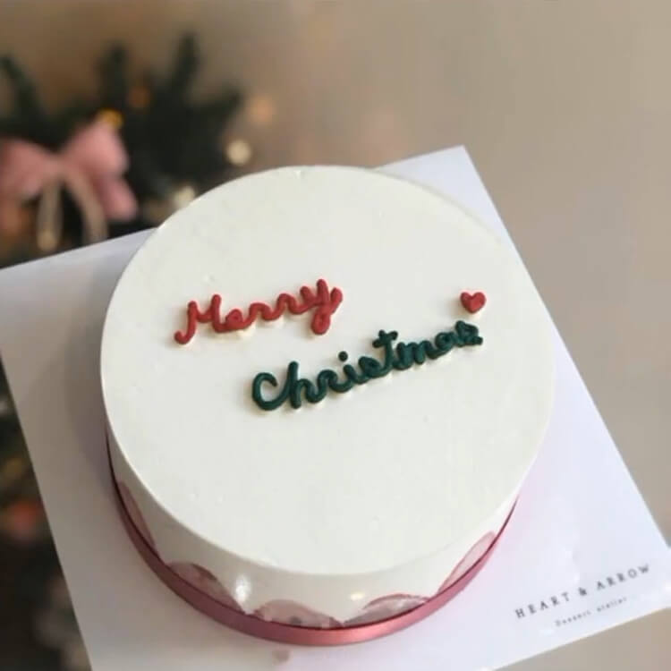 Christmas Cakes Ideas 11