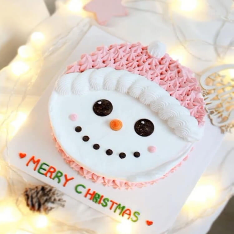 Christmas Cakes Ideas 4