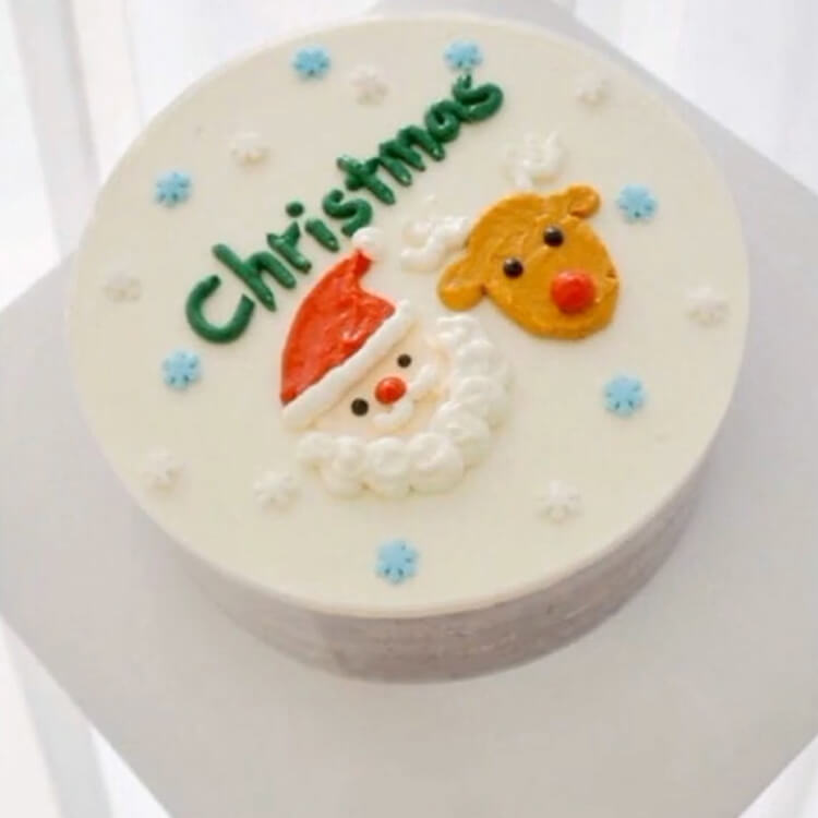 Christmas Cakes Ideas 7