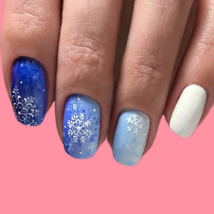 Christmas Nail Ideas 12