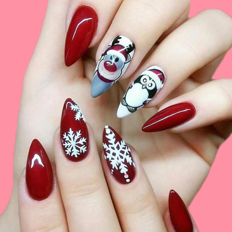 Christmas Nail Ideas 19